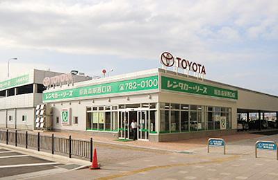 株式会社トヨタレンタリース青森