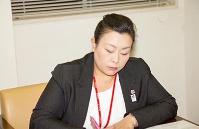 愛グループ株式会社日本セレモニー加藤せい子さん