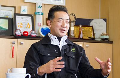 株式会社エーアイサイン代表取締役石澤 暁夫氏