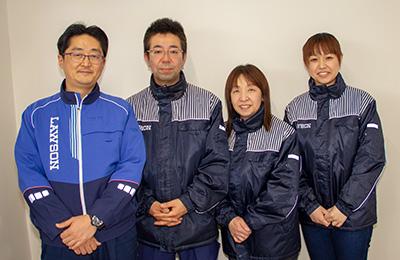 鮫川運送株式会社