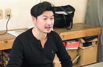 有限会社T`sカンパニー 足沢社長